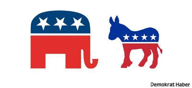 Ne fil, ne eşek: Amerikalı iki partiden bıktı!