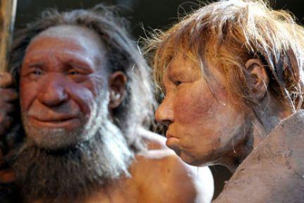 Neandertalleri insanlar yok etti