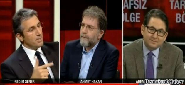 Nedim Şener: Bilal Erdoğan'a suikast yapacağım diye dinlediler
