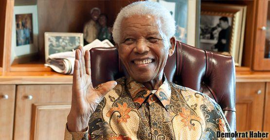 Nelson Mandela iyileşti