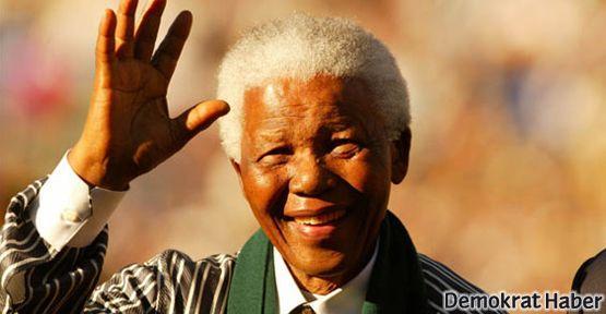 Nelson Mandela'nın durumu 'gayet iyi'
