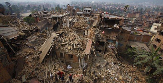 'Nepal'de enkazdan sağ çıkarma umudu kalmadı'