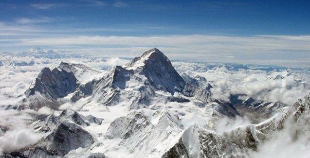 Nepal depreminin ardından Himalayalar küçüldü