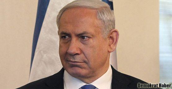 Netanyahu'dan ABD'ye rest