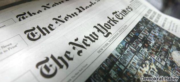 New York Times: Erdoğan çok ileri gitti