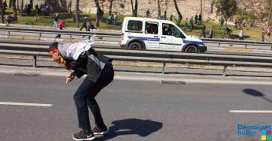 Newroz'dan tartışılan fotoğraf