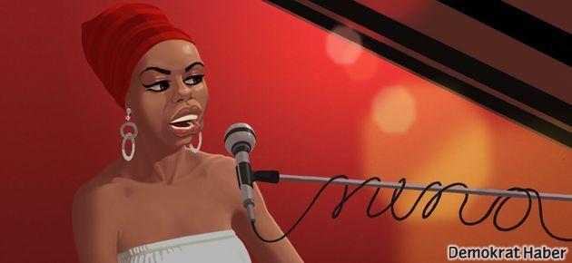 Nina Simone'un yüreği