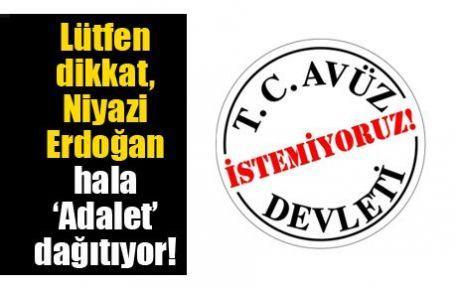 Niyazi Erdoğan 'yangın'a molotof cezası vermiş!