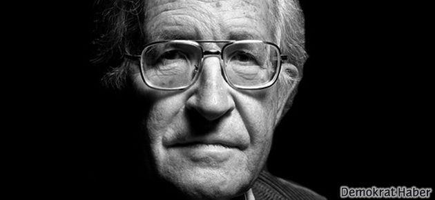 Chomsky direnişi selamladı, 'çapulcu' oldu