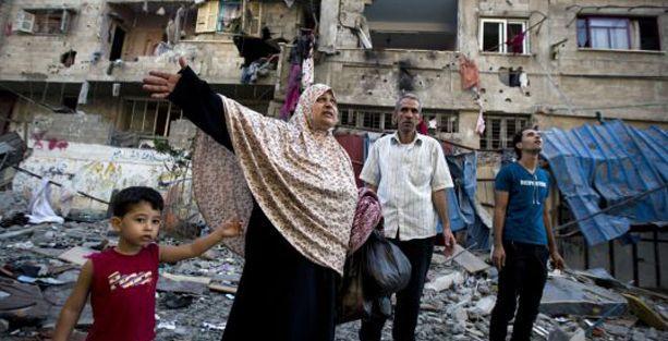 Noam Chomsky'den Gazze üzerine
