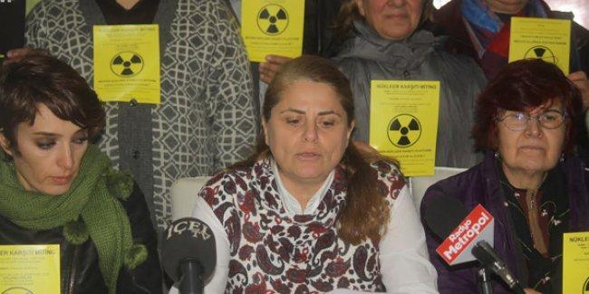 Nükleer Karşıtı Platform: Akkuyu'yu cehenneme çevirttirmeyeceğiz!