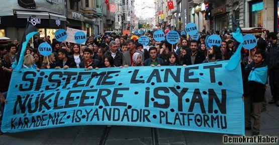 Nükleer karşıtları 26 Nisan'da sokakta