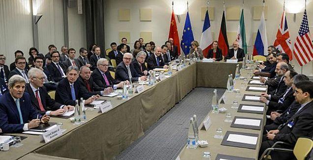 Nükleer müzakerelerde anlaşmaya varıldı