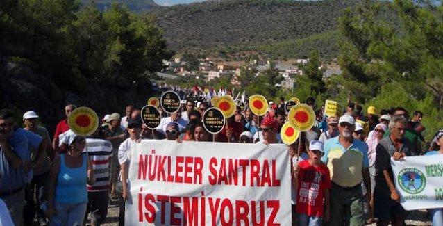 Nükleere karşı dev eylem yarın: 'Dünyada nükleere yer yok!'