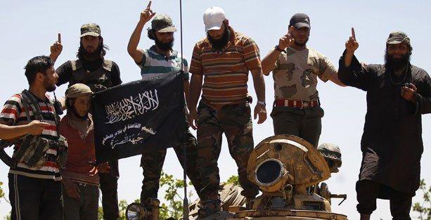 Nusra Cephesi terör örgütü listesine dahil edildi