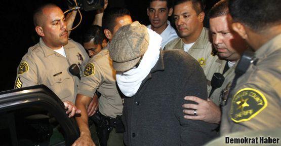 O filmin yapımcısı tutuklandı