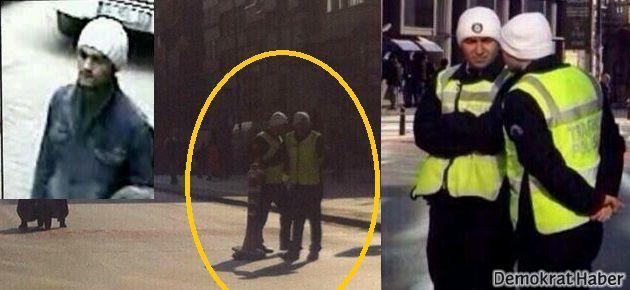 O polislere 'beyaz bere' talimatını kim verdi?