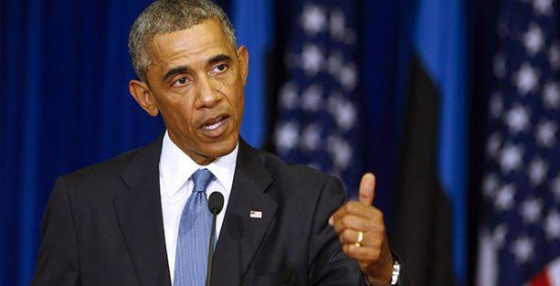 Obama: Ateşkes sürerse Rusya'ya yaptırımlar kalkabilir