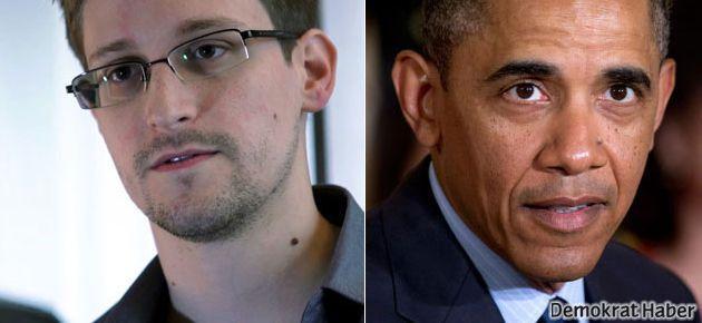 Obama: Birbirinizi ispiyonlayın