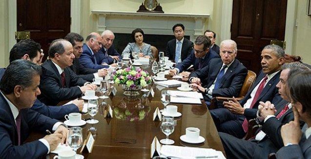 Obama: Kürt halkına güçlü desteğimiz sürecek