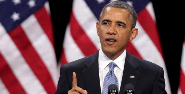 Obama: Olası bir 'İran'a yaptırım tasarısı'nı veto edeceğim