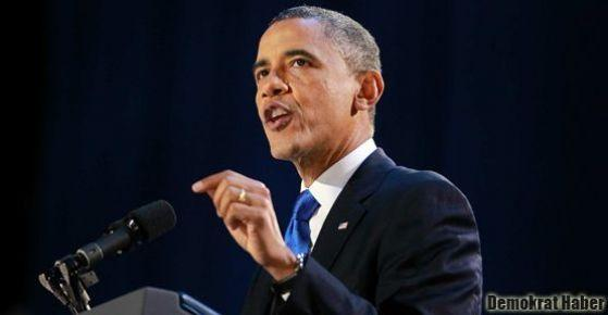 Obama: Saldırıyı Esad rejimi yaptı