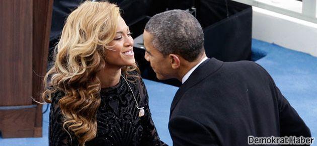 'Obama ve Beyonce arasında ilişki var'