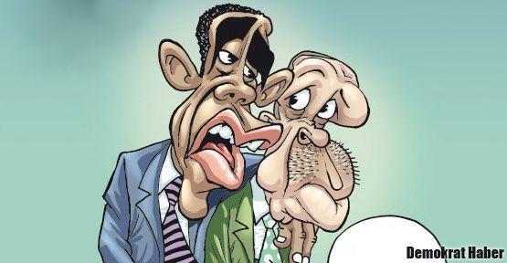 Obama ve Erdoğan Penguen'e kapak oldu