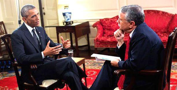 Obama'dan itiraf: Maliki'ye mesaj vermek için IŞİD'in yükselişine izin verdik
