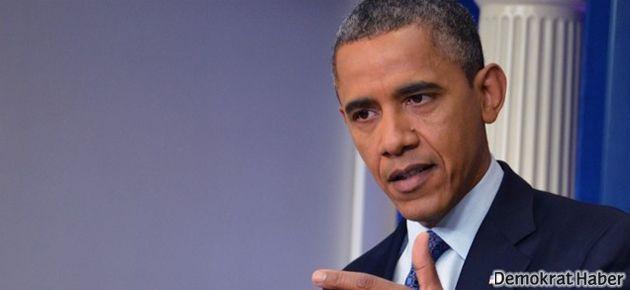 Obama'dan Mısır açıklaması