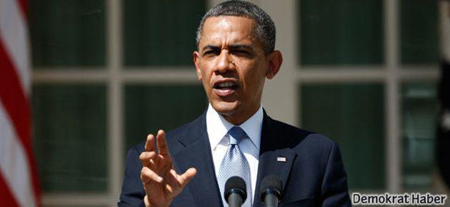 Obama'ya tehdit mektubu
