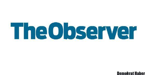 Observer: Basına baskıda Türkiye örnek ülke