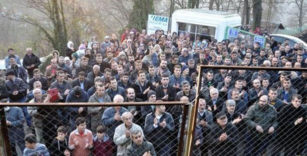 'Ocaktan çıkmama' eylemi sonuçsuz kaldı: 320 madencinin işine son verildi
