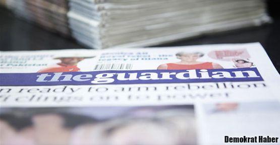 'Öcalan'a Özgürlük' ilanı The Guardian'da
