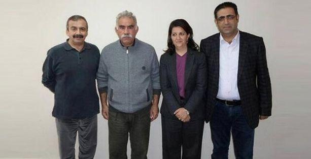 Öcalan: Demokratik çözüm umudu korunmalı