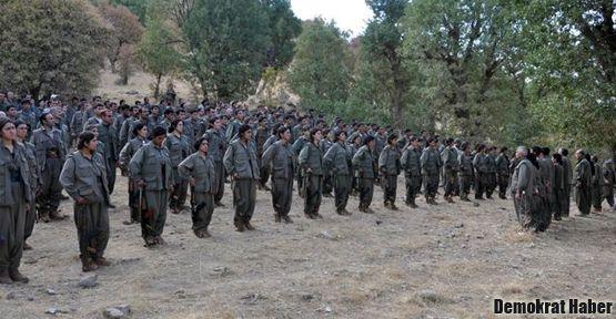 'Öcalan'ın çağrısıyla 100 PKK'li silah bırakıp, çekilecek!'