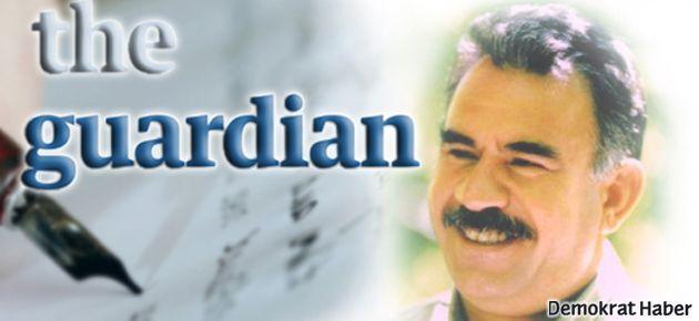 Öcalan'ın Guardian'a yazdığı mektubun tamamı