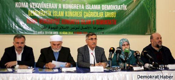 Öcalan'ın işaret ettiği Demokratik İslam Kongresi toplanıyor
