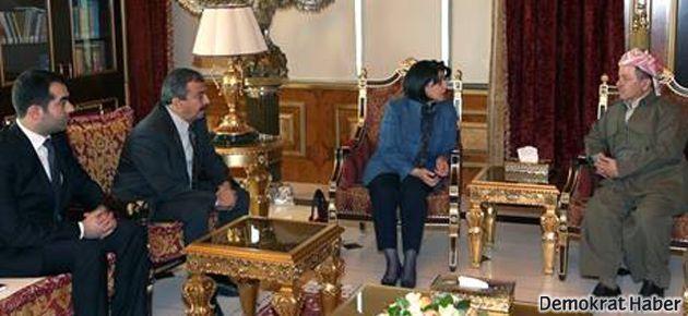 Öcalan'ın Kürtçe mektubu Barzani'ye teslim edildi