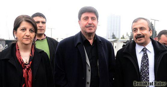 Öcalan'ın mesajları Kandil'e aktarılacak