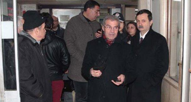 ÖDP İl Başkanı Erdoğan'a hakaretten gözaltına alındı