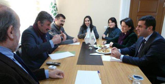 ÖDP ve HDP Eş Genel Başkanları seçimlerde ittifakı görüştü