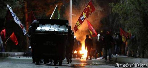 ODTÜ'de polis saldırısı: 1'i ağır 4 yaralı