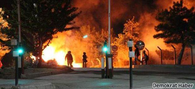 ODTÜ'deki 'Gülsuyu ve yol' protestosuna müdahale