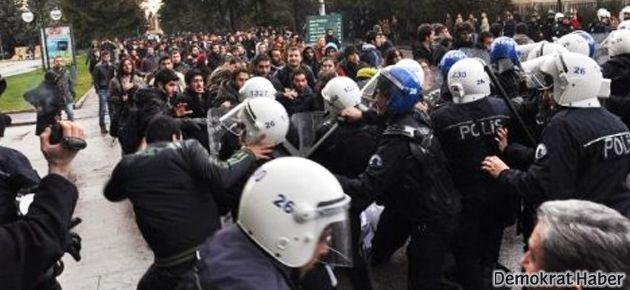 ODTÜ'deki polis şiddeti 'orantılı'ymış