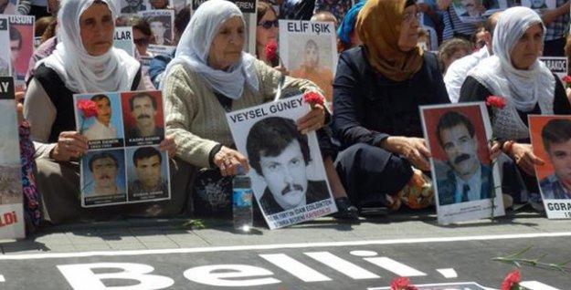 'Oğlunu idam ettiler, cenazesini almak isteyen anneye 'Onun mezara ihtiyacı yok' dediler'
