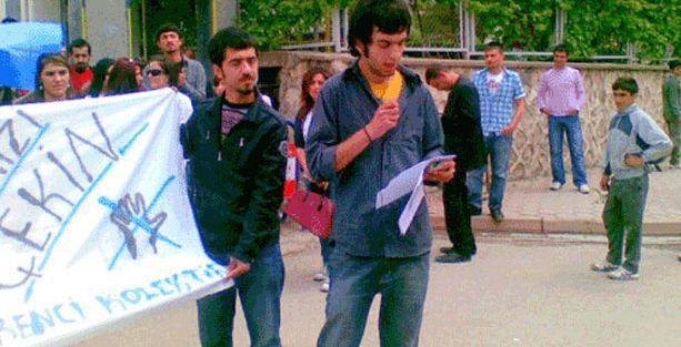 Öğrenci Kollektifleri üyesi Ataman yakılmış şekilde ölü bulundu