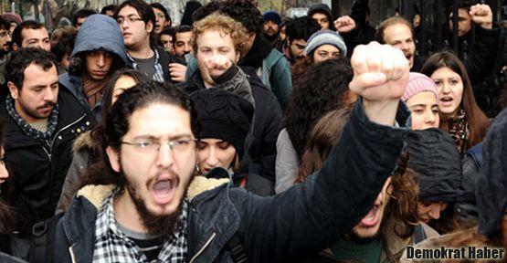 Öğretim elemanları: ODTÜ'deki polis şiddetini kınıyoruz