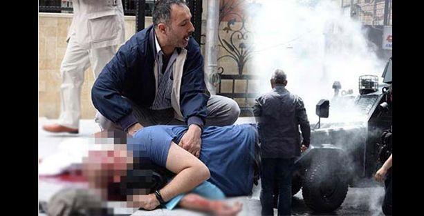 Okmeydanı Cemevi Başkanı: Durun dedik vurdular