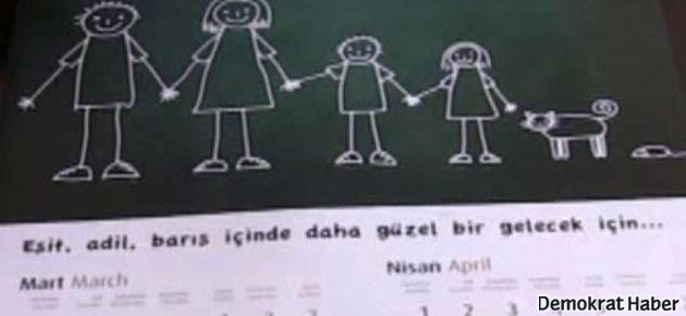 Okul müdürüne 'sendika takvimi' için uyarı cezası